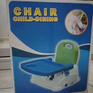 CHILD DINING CHAIR