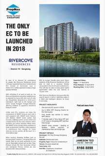 Last 8 units EC-Rivercove