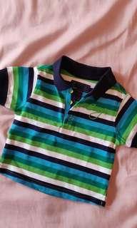 Kids Vintage Coogi Polo T-Shirt