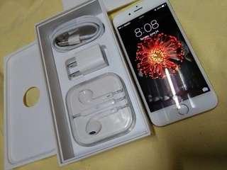iPhone 6 64gb gold - rush