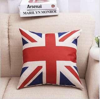 Sarung Bantal Flag Series BRITISH