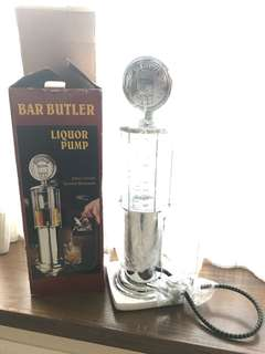 Bar Butler Liquor Pump