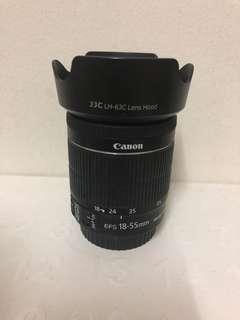Canon Lens EFS 18-55mm IS STM