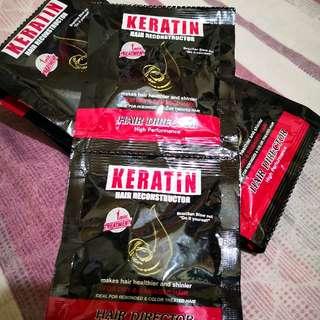 Keratin Hair Reconstructor