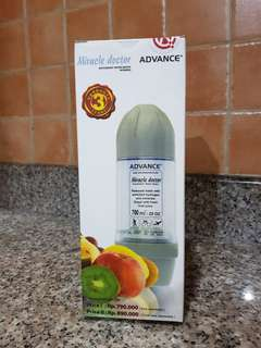 BOTOL MINUM ADVANCE MIRACLE DOCTOR