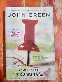 [PRE-LOVED] Paper Towns by John Green