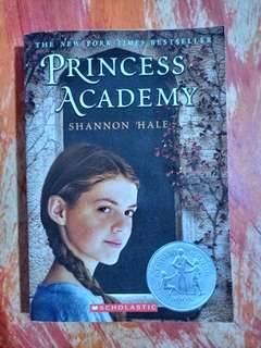 [PRE-LOVED] Princess Academy by Shannon Hale
