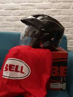 Helmet Motorcycle Bell 9 Mag Brand New XL
