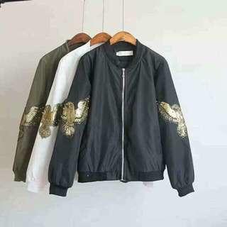 Eagle Bomber Jacket