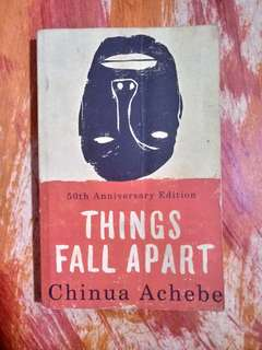 [PRE-LOVED] Things Fall Apart by Chinua Achebe