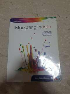 Marketing in asia 3rd ed