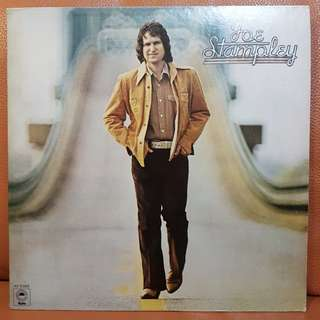 Joe Stampley  Vinyl Record