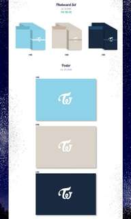 [Incoming Instock] Twice Summer Nights PO Benefits + UNSEALED Album