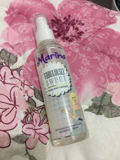 Marina Body Mist Colonge