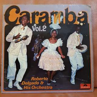 Caramba Vol 2 Vinyl Record
