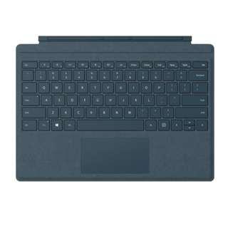 Surface Pro Signature Type Cover (Burgundy, Cobalt Blue, Platinum)
