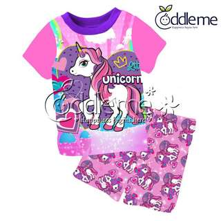 PO Unicorn Set
