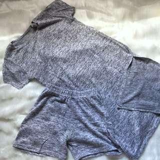 Gray Terno