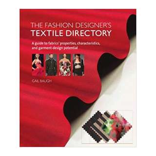 The Fashion Designer's Textile Directory 1st Edition, Kindle Edition by Gail Baugh  (Author)