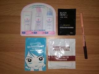 Take All! Skincare + Makeup Bundle 🎉