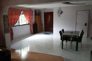 118B Jalan Membina HDB 5 rm For Sale