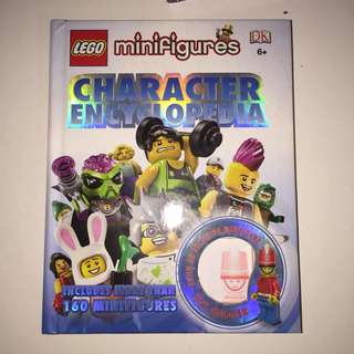 LEGO character encyclopedia