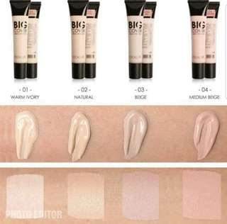 🚚 Foccallure Foundation