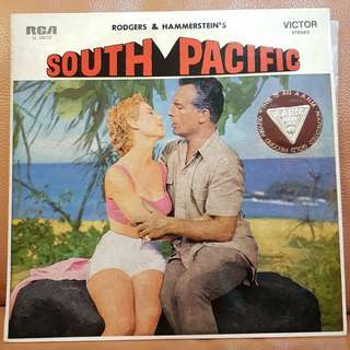 Reserved: South Pacific OST Vinyl Record