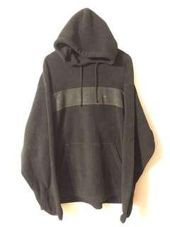 VTG Adidas fleece hoodie MADE IN CANADA