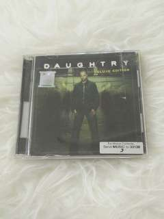 Daughtry Deluxe Edition Cd & Dvd