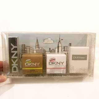DKNY special travel edition