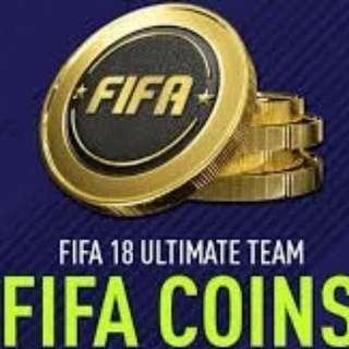 Fifa 18 xbox one coins