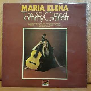 Maria Elena - The 50 Guitars of Timmy Garrett vinyl record in