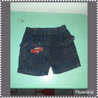 Cars Maong Short