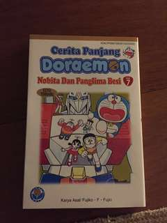 Mencari Doraemon Edisi Terbaru cerita panjang vol 7