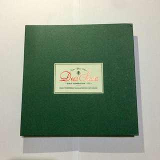 TTS Dear Santa Green Ver. Album