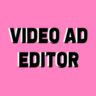 Photo and Video Ad Editor