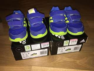 Adidas Sport Shoes - AltaRun CF I (size 4K UK and 5K UK)