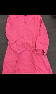 GAP PINK DRESS KIDS