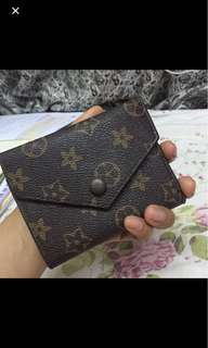 Lv foldable ( Replica ) wallet