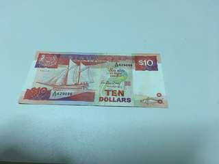 S'pore Ten dollars series
