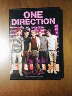 One Direction The Only Way is Up DVD