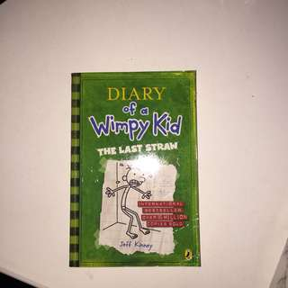 Diary of the wimpy kids