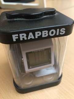 Frapbois Digital Watch