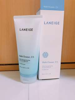 🚚 Laneige Multi Cleanser