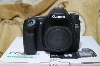 🚚 Canon 70D  body