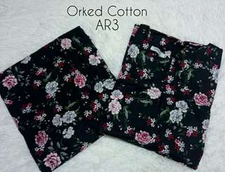 English Cotton AR3