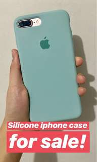 Silicone iPhone Case (Very good quality!)