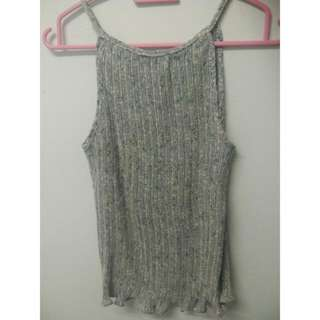 Korean Style Sleeveless Top