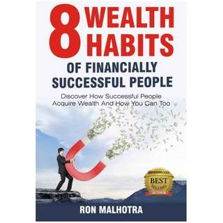 ebook: 8 WEALTH HABITS OF FINANCIALLY SUCCESSFUL PEOPLE
